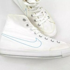Nike Go Mid Canvas 434497-100 Women Size 12